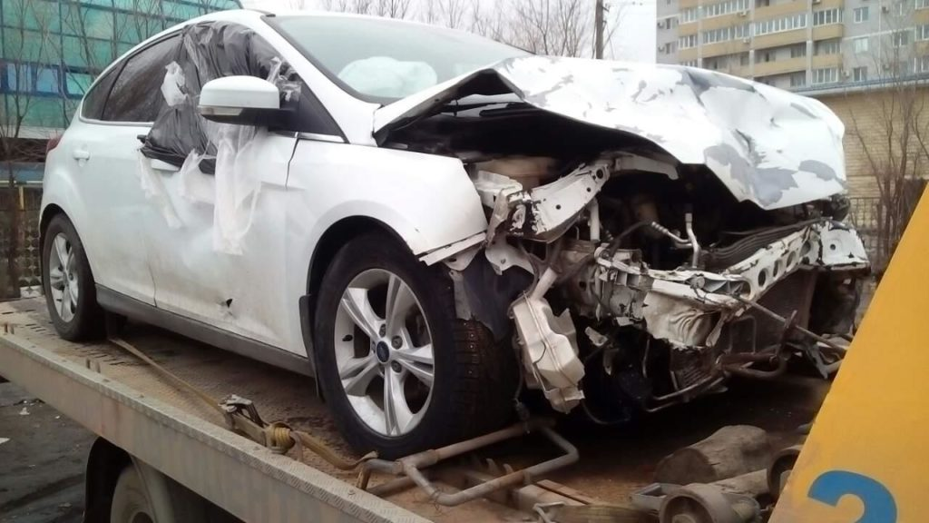 Выкуп битых, аварийных авто после ДТП в Николаевском районе